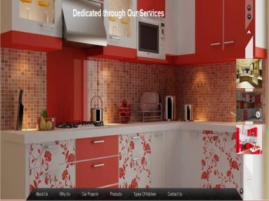 Dcube Modular Kitchens