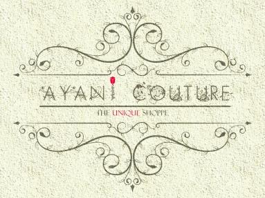 Ayani Couture Logo Bangalore