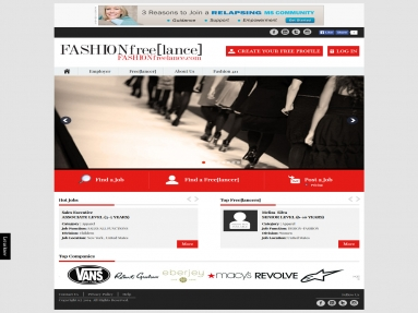 Fashion Freelance