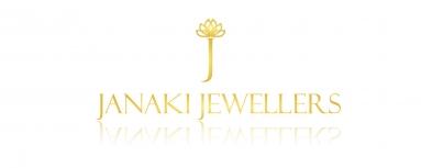 Janaki Jewellers Logo Karur