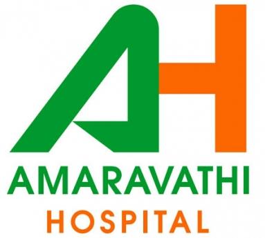 Amaravathi Hospital Karur Logo