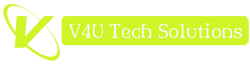 Logo of V4U Tech Solutions